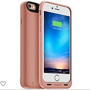 Mophie - Protective Battery Case for iPhone 6/6S